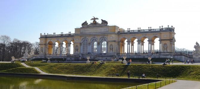 Primăvara la Schonbrunn