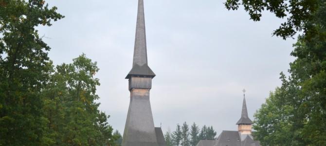 Săpânța-Peri – cea mai înaltă biserică de lemn din lume