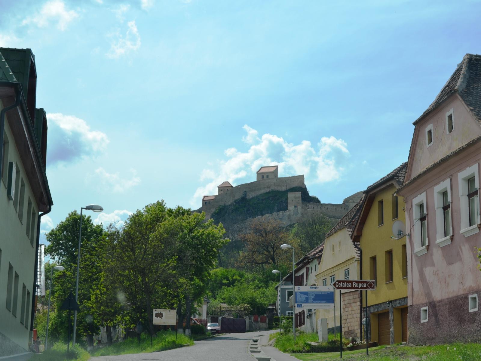 Cetatea Rupea 1