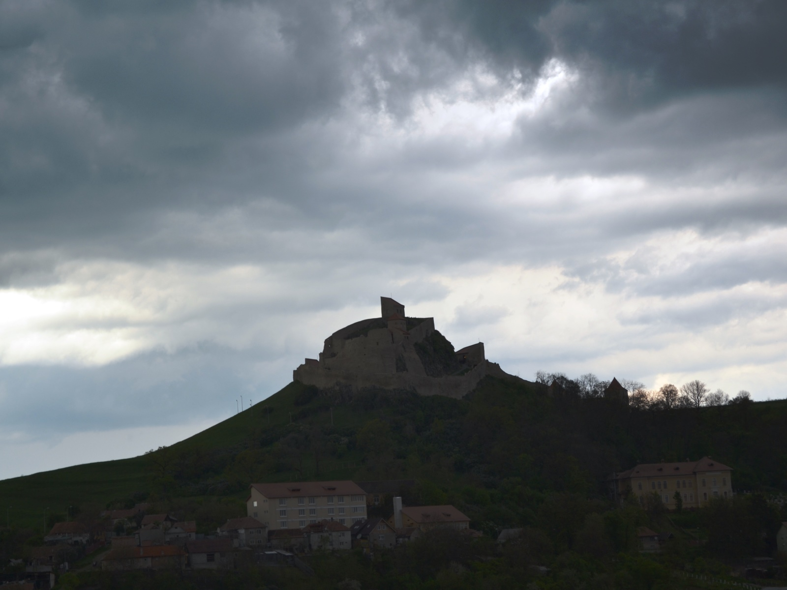 Cetatea Rupea 3