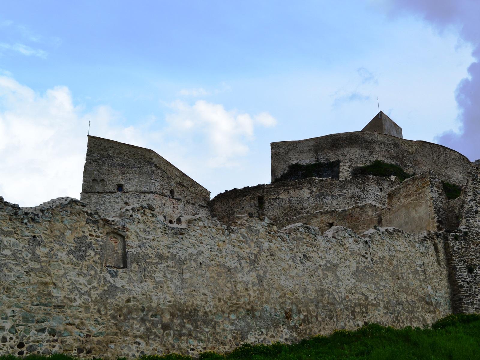 Cetatea Rupea 5