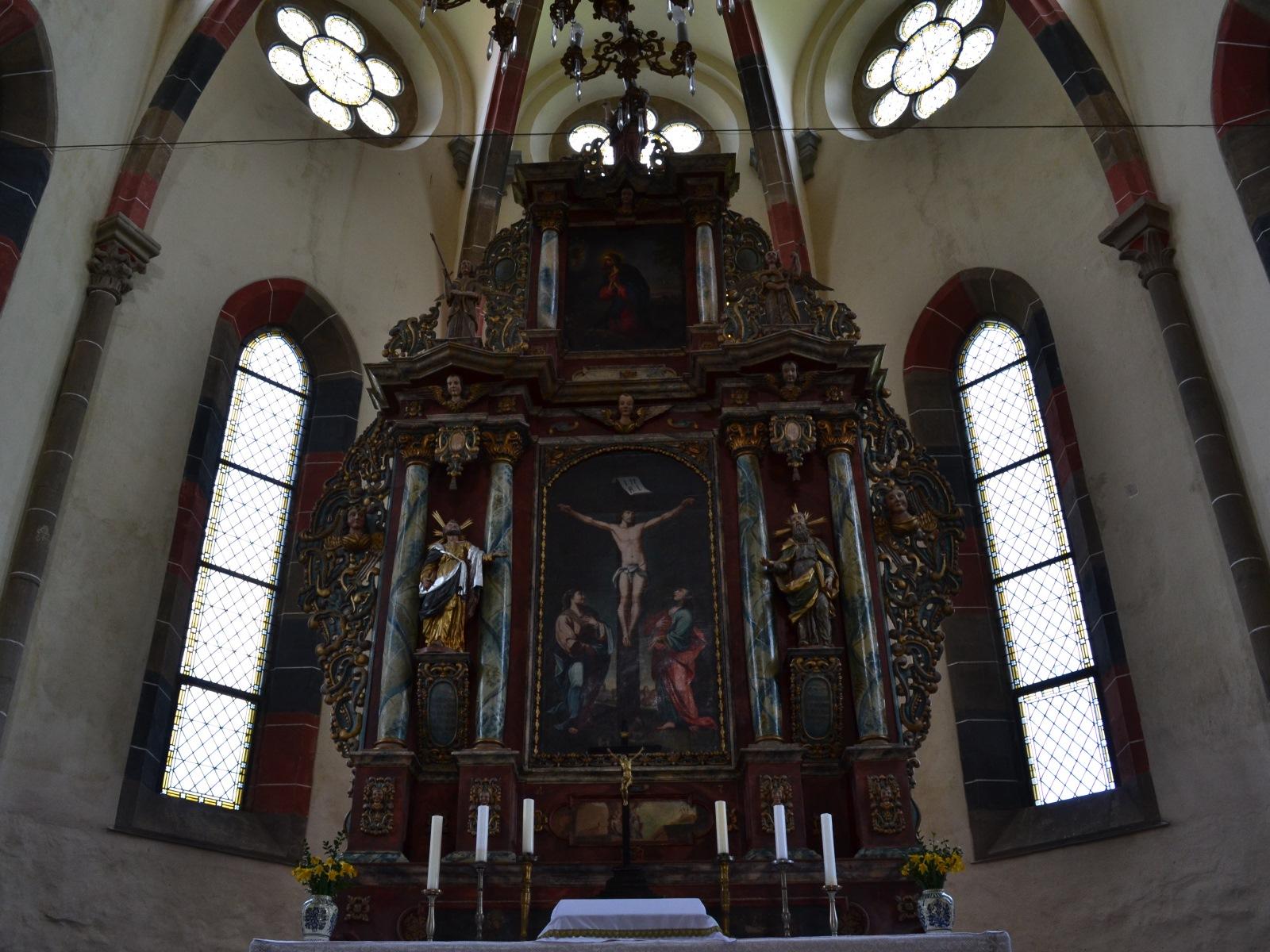 Mănăstirea Cârța 8 - Mănăstirea Cârța - singura ruină cisterciană din România