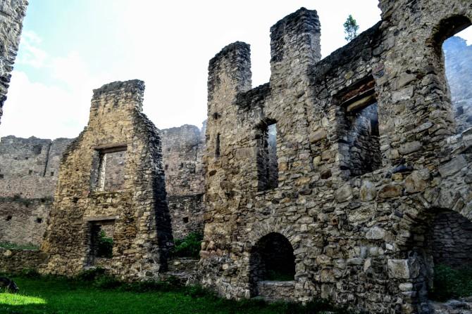 Cetatea Câlnic 1 - Cetatea Câlnic - o surpriză plăcută
