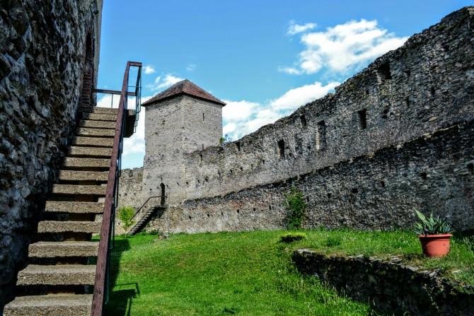 Cetatea Câlnic 10 - Cetatea Câlnic - o surpriză plăcută