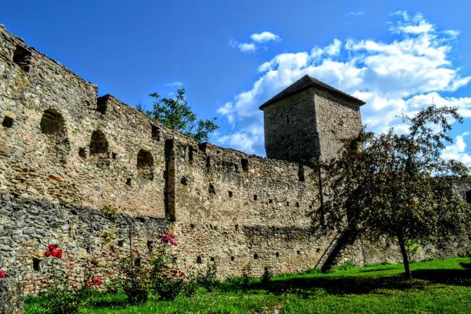 Cetatea Câlnic 11 - Cetatea Câlnic - o surpriză plăcută