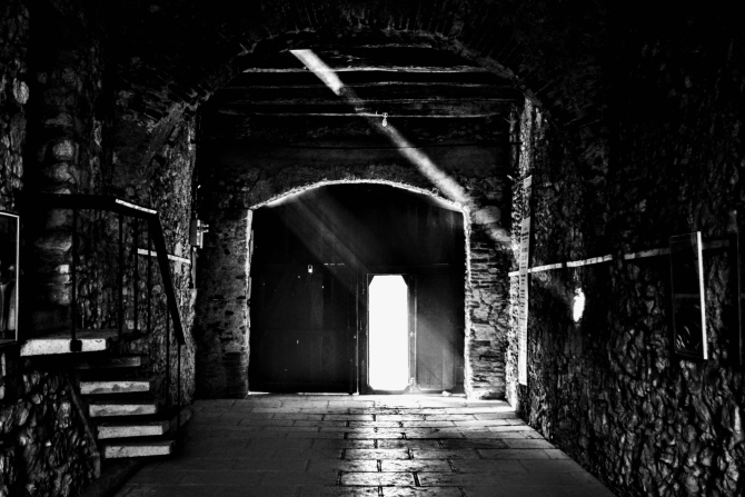 Cetatea Câlnic 15 - Cetatea Câlnic - o surpriză plăcută