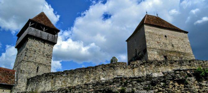 Cetatea Câlnic – o surpriză plăcută
