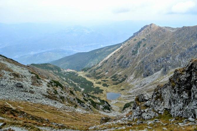 Lacul Iezer 3 - Cum se vede România de pe acoperișul Carpaților Orientali?