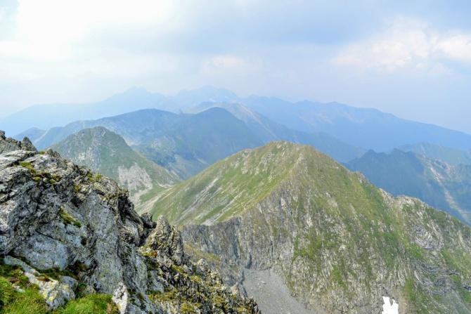 Negoiu - O zi în Făgăraş - Vârful Vânătoarea lui Buteanu