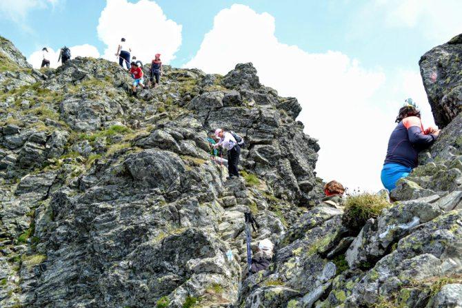 Vârful Vânătoarea lui Buteanu 4 - O zi în Făgăraş - Vârful Vânătoarea lui Buteanu