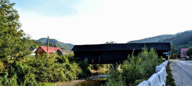 Podul acoperit din Coșbuc