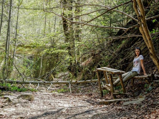 Cascada Caşoca 5 - Cascada Caşoca – sunetul apei din Masivul Podul Calului