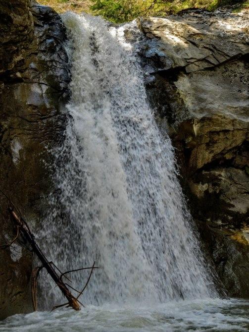 Cascada Caşoca 7 - Cascada Caşoca – sunetul apei din Masivul Podul Calului