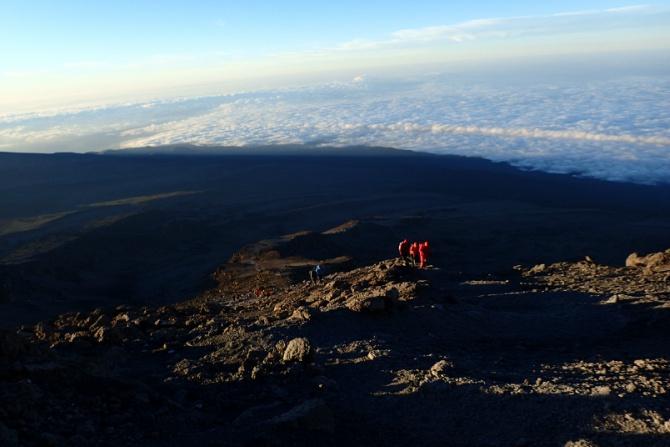 """Kilimanjaro 14 - Interviu cu Andrei Rădulescu - """"Un strop de fericire"""" pe Kilimanjaro"""