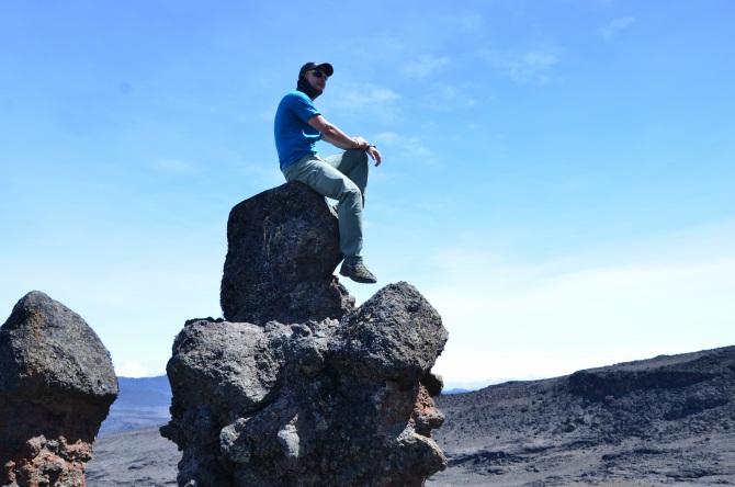 """Kilimanjaro 4 - Interviu cu Andrei Rădulescu - """"Un strop de fericire"""" pe Kilimanjaro"""