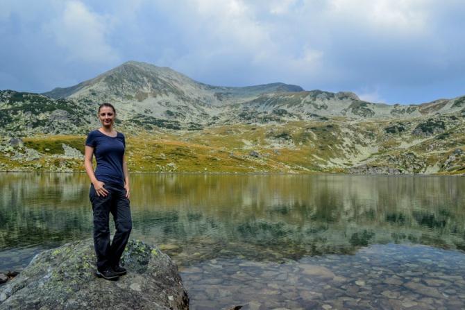 Lacul Bucura 2 - Lacul Bucura - cel mai întins lac glaciar din România