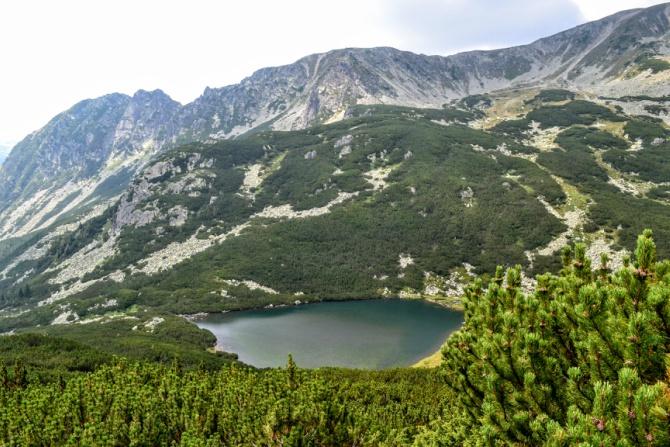 Lacul Lia - Lacul Bucura - cel mai întins lac glaciar din România