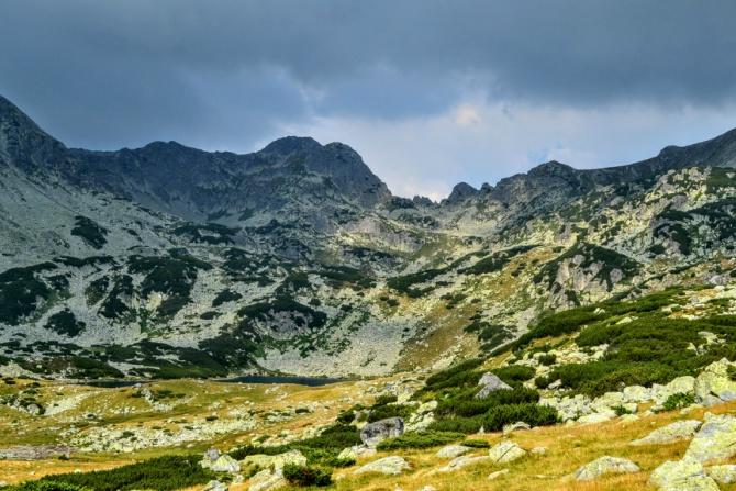 Lacurile Florica și Viorica - Lacul Bucura - cel mai întins lac glaciar din România