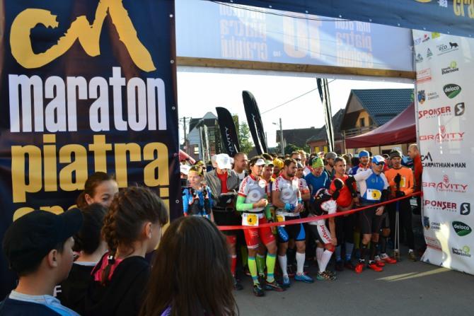 Maratonul Pietrei Craiului - Piatra Craiului și sculpturile de la Zăplaz