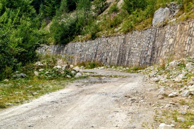 Parcul Naţional Retezat 1 - Lacul Bucura - cel mai întins lac glaciar din România
