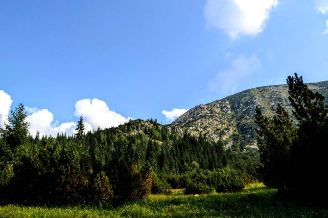 Parcul Naţional Retezat 4 - Lacul Bucura - cel mai întins lac glaciar din România