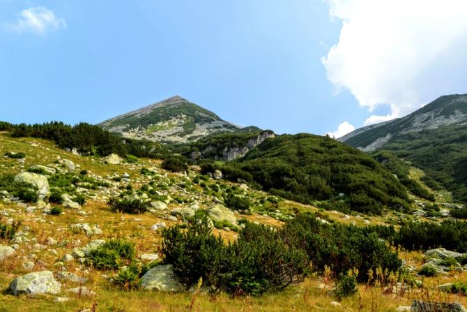 Parcul Naţional Retezat 7 - Lacul Bucura - cel mai întins lac glaciar din România