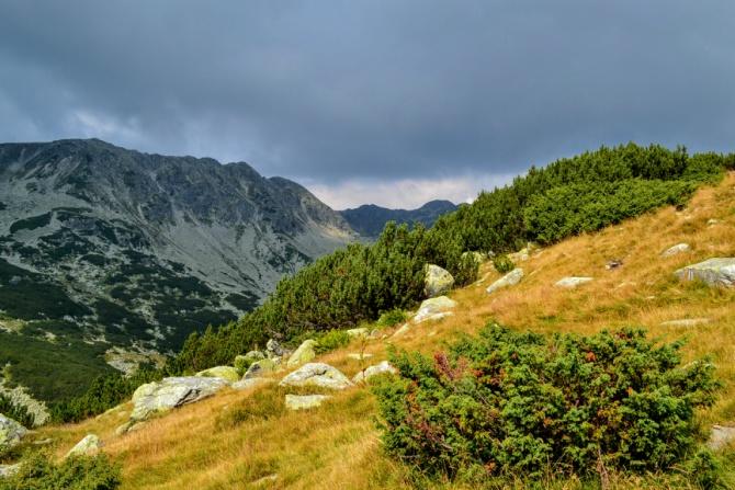 Parcul Naţional Retezat 8 - Lacul Bucura - cel mai întins lac glaciar din România