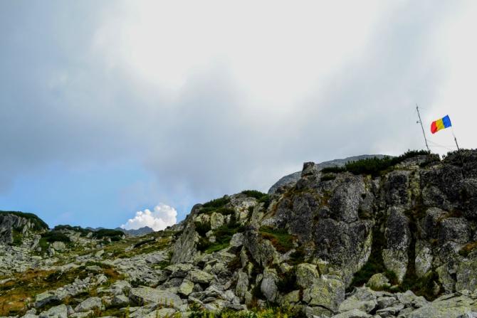 Parcul Naţional Retezat 9 - Lacul Bucura - cel mai întins lac glaciar din România