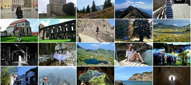 Călătoriile anului 2015