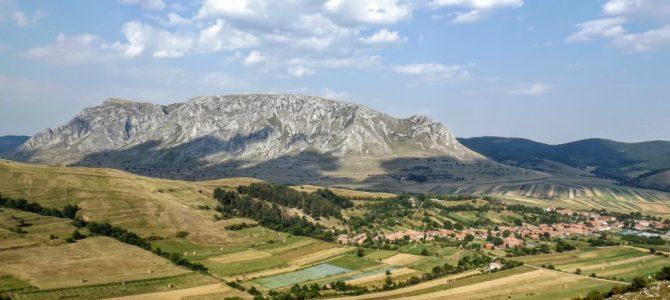 Rimetea – la poalele munților Trascău