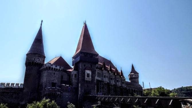 castelul corvinilor 1 - Castelul Corvinilor din Hunedoara