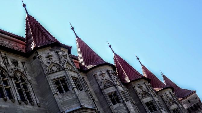 castelul corvinilor 5 - Castelul Corvinilor din Hunedoara