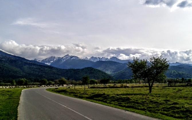 Făgăraş - Cabana Valea Sâmbetei - traseu de primăvară