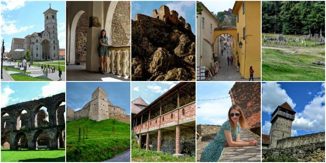 Transilvania 1 - Castele şi cetăţi din Transilvania