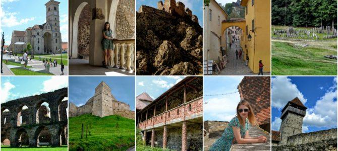 Castele şi cetăţi din Transilvania