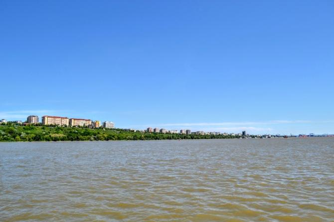 Dunarea - Măcin - muntele extraterestru de la malul mării