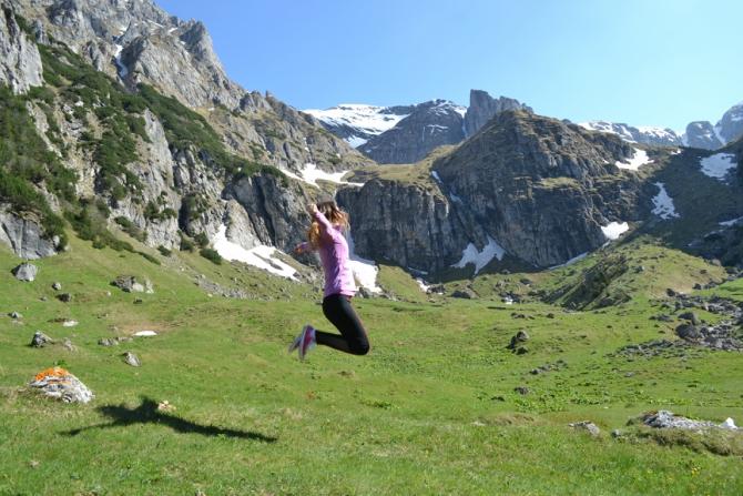 Mălăieşti 11 - Beneficiile mersului pe munte