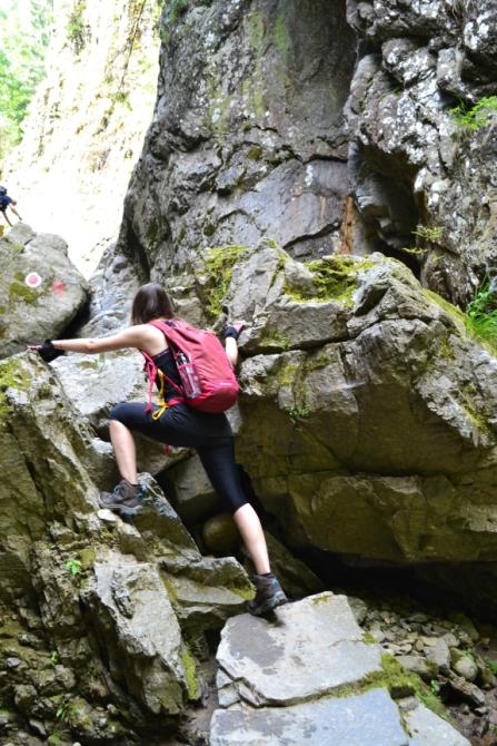 Valea lui Stan 14 - Valea lui Stan - un circuit plin de adrenalină