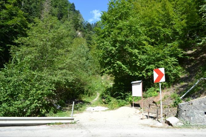 Valea lui Stan 2 - Valea lui Stan - un circuit plin de adrenalină