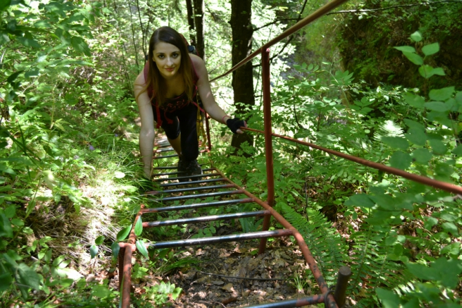 Valea lui Stan 6 - Valea lui Stan - un circuit plin de adrenalină