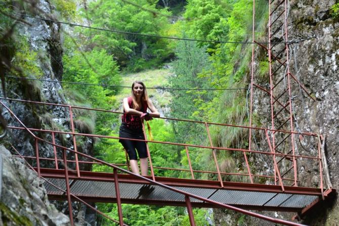 Valea lui Stan 8 - Valea lui Stan - un circuit plin de adrenalină
