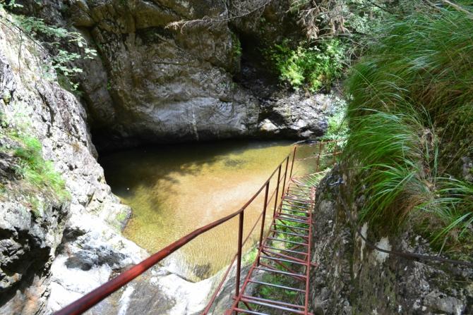 Valea lui Stan 9 - Valea lui Stan - un circuit plin de adrenalină