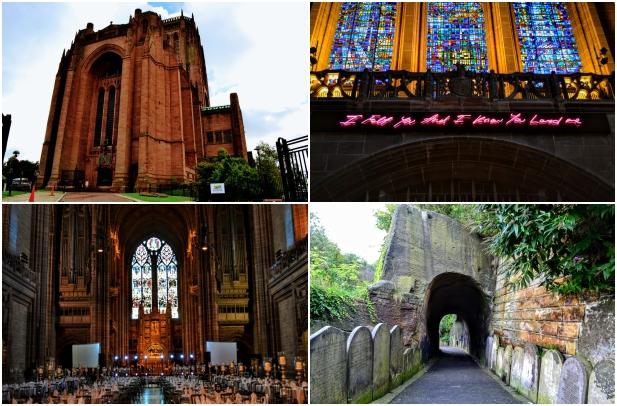 Catedrala Anglicana Liverpool - City break în nord-vestul Angliei
