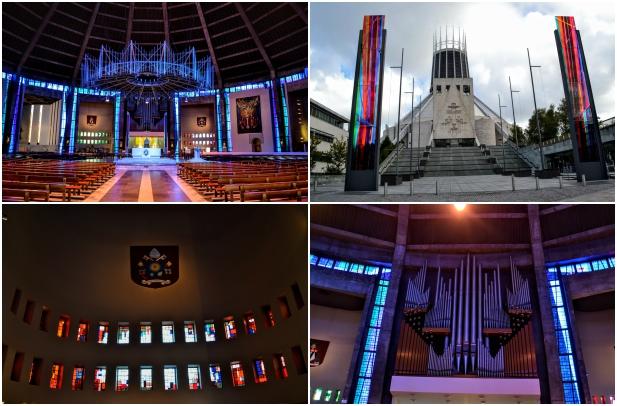 Catedrala Metropolitana Liverpool - City break în nord-vestul Angliei