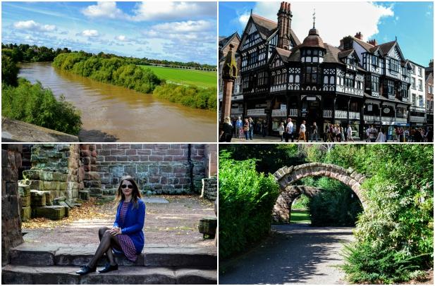 Chester 1 - City break în nord-vestul Angliei