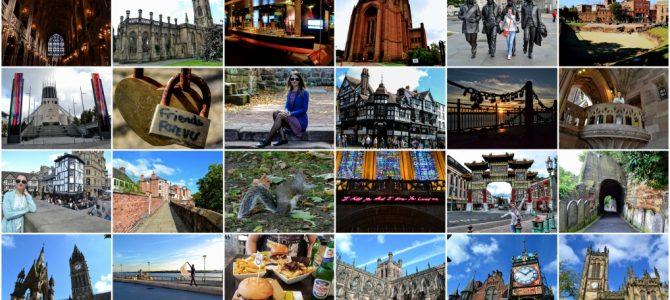 City break în nord-vestul Angliei