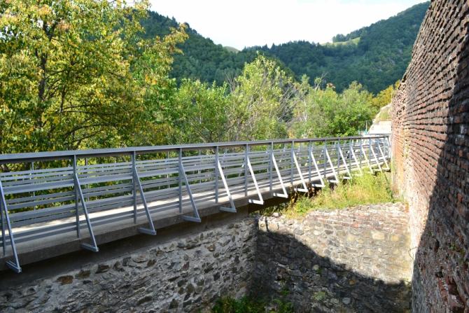 Cetatea Poenari 10 - 1480 de trepte până la Cetatea Poenari