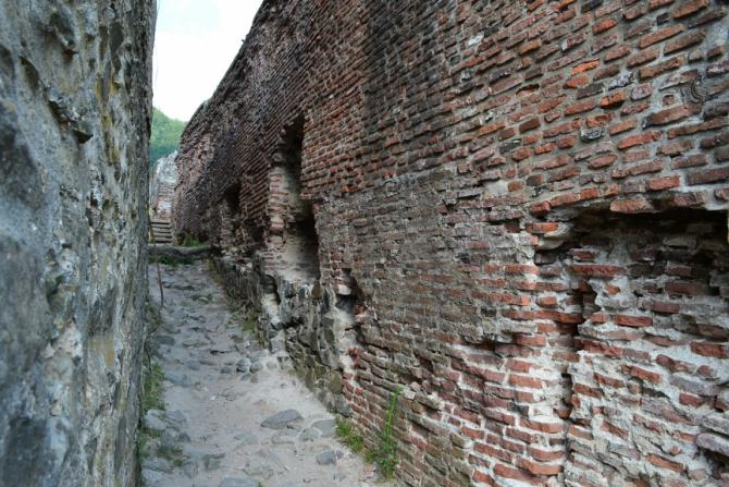 Cetatea Poenari 7 - 1480 de trepte până la Cetatea Poenari