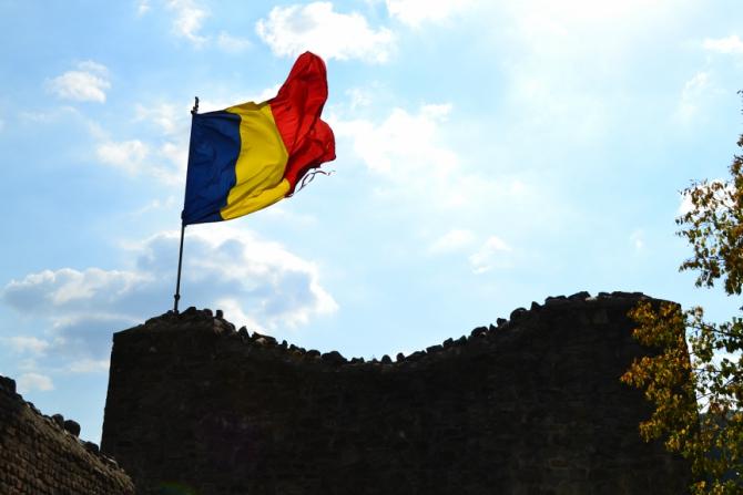 Cetatea Poenari 9 - 1480 de trepte până la Cetatea Poenari