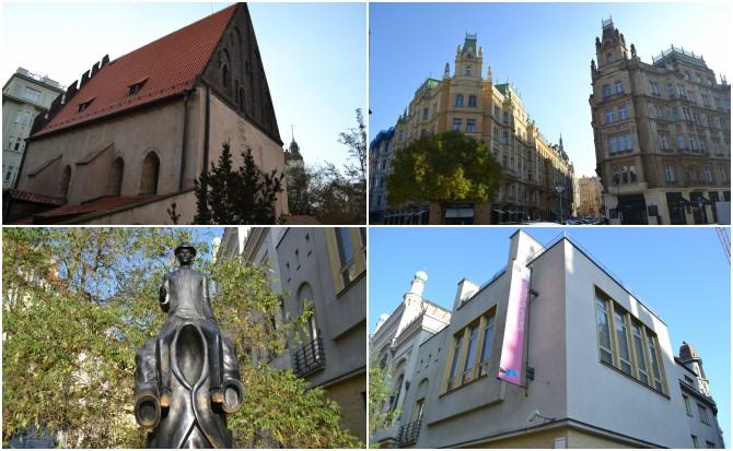 Cartierul evreiesc - Praga - top 12 obiective turistice